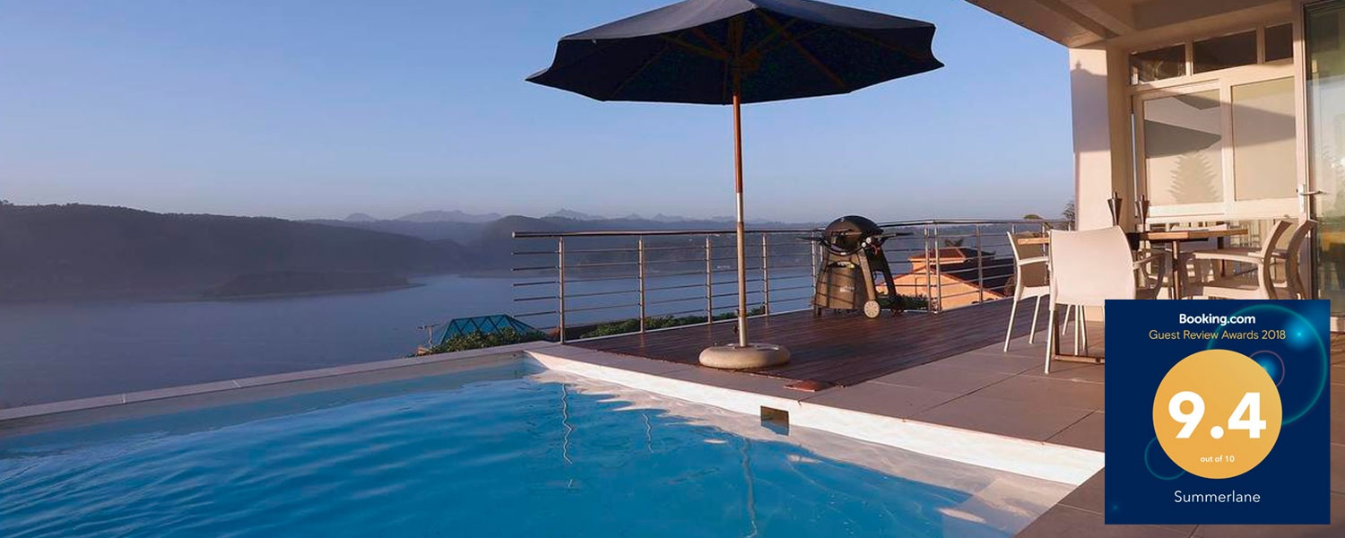 Summerlane, Award Winning Guesthouse in Wilderness, near Knysna, South Africa